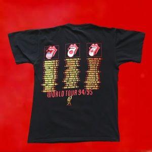 e4aa24855bf4 Shirts | Vintage Rolling Stones Voodoo Lounge T Shirt | Poshmark